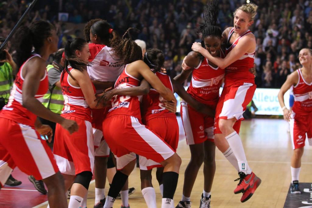 victoire de l'eurocup 2015