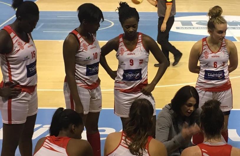Une partie de l'équipe du centre de formation de L'ESBVA